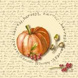 SERWETKI Harvest 33x33cm 500szt