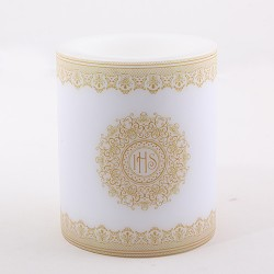 ŚWIECA/LAMPION zapachowa IHS Exclusive 12cm/10cm DUŻA