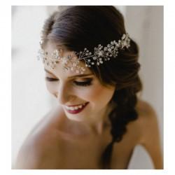 OPASKA ślubna do włosów Bea (182)
