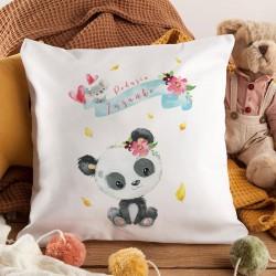 PODUSZKA dla dziecka Panda i Koala Z IMIENIEM