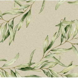 SERWETKI flizelinowe Foliage 40x40cm 720szt