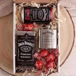 PREZENT na Kawalerski Z IMIENIEM Czekolada z whiskey