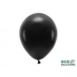 BALONY EKO biodegradowalne 30cm 10szt CZARNE