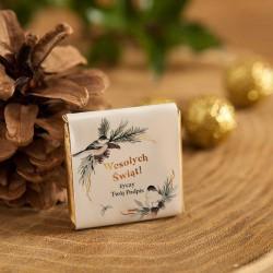 CZEKOLADKA świąteczna na prezent Słodka Niespodzianka