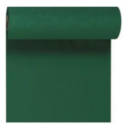 BIEŻNIK obrus flizelinowy 0,4x96m CIEMNOZIELONY