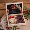 PREZENT świąteczny Z PODPISEM Świąteczna Premia Folk z krówkami