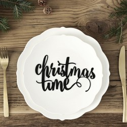 NAPIS świąteczny Christmas Time
