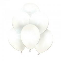 BALONY ledowe świecące białe 5szt