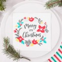 SERWETKI papierowe Merry Little Christmas 33x33cm 20szt