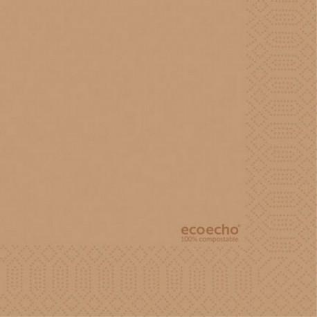 SERWETKI ekologiczne EcoEcho 33x33cm 500szt