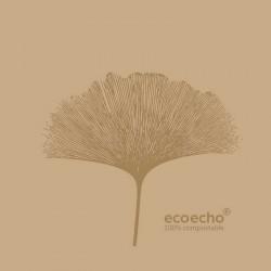 SERWETKI ekologiczne flizelina Organic 20x20cm 2880szt