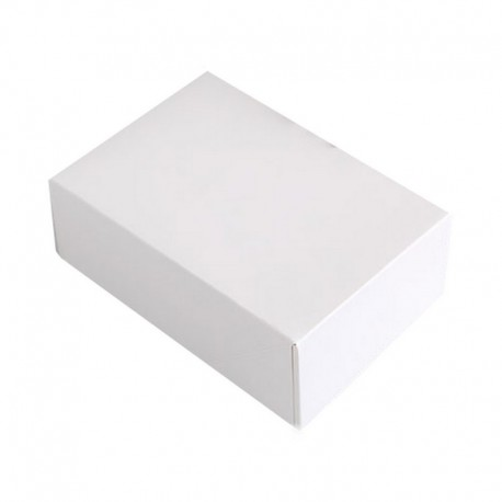 PUDEŁKA na ciasto do własnej aranżacji złożone Białe 12szt