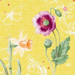 SERWETKI papierowe Spring Lilies 33x33cm 500szt