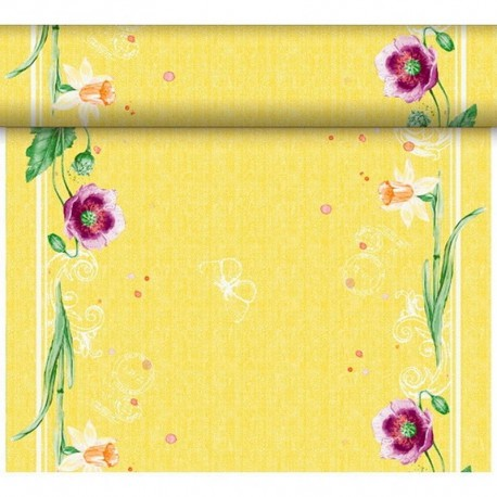 BIEŻNIK Spring Lilies 0,4x96m