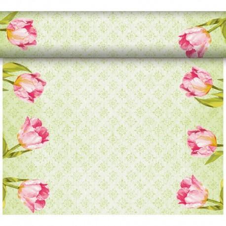 BIEŻNIK Love Tulips 40x24m