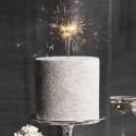 ZIMNE OGNIE na tort 40cm 5szt