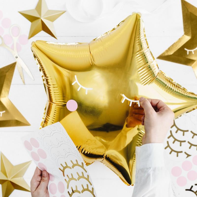balon gwiazda