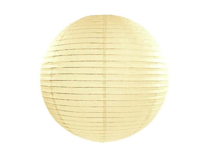 kula papierowa lampion