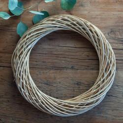 WIANEK z wikliny naturalny okazały duży 30cm