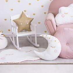 PREZENT dla dziecka poduszka gwiazdka 42x40cm