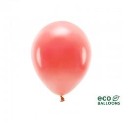 BALONY EKO biodegradowalne 30cm 10szt KORALOWE