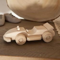 ZABAWKA drewniana dla chłopca Kabriolet