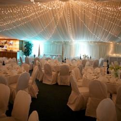 LAMPKI białe profesjonalne sznur LED 10m