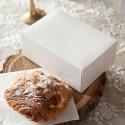 PUDEŁKA na ciasto do własnej aranżacji Białe 12szt
