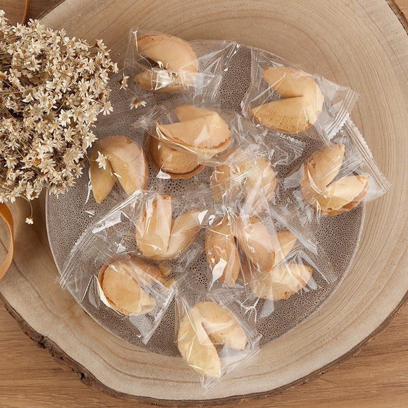 Ciasteczka z wróżbą na ślub