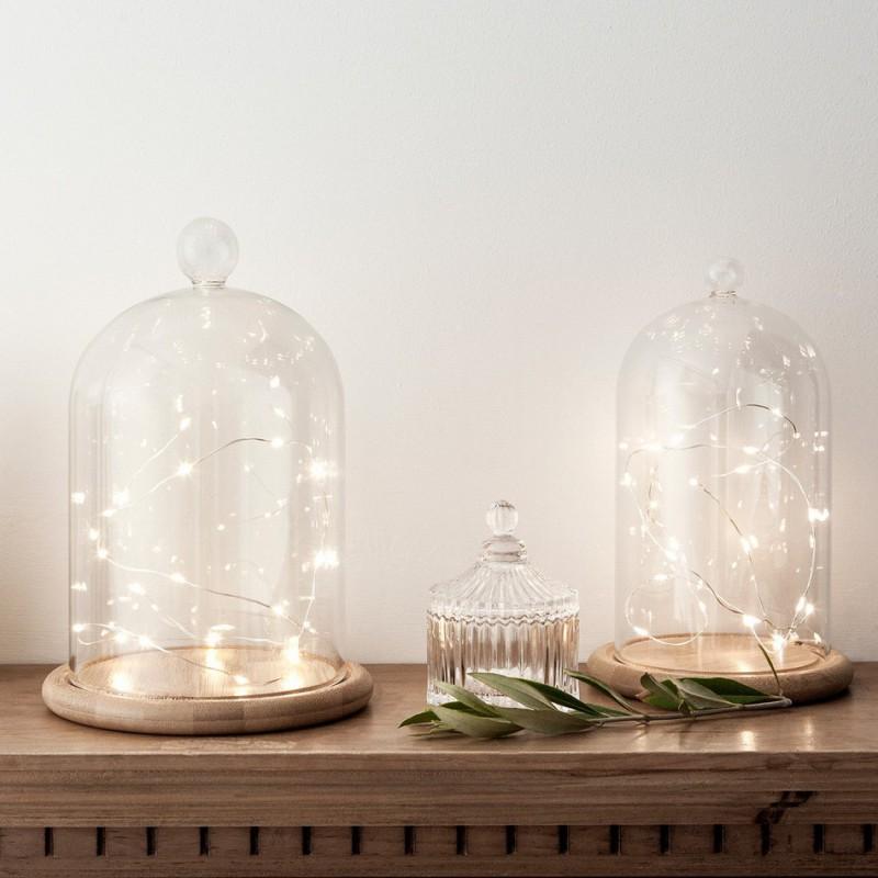 Drucik led do świątecznych aranżacji na choince lub stole wigilijnym