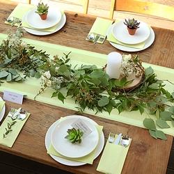 dekoracje ogródka letniego