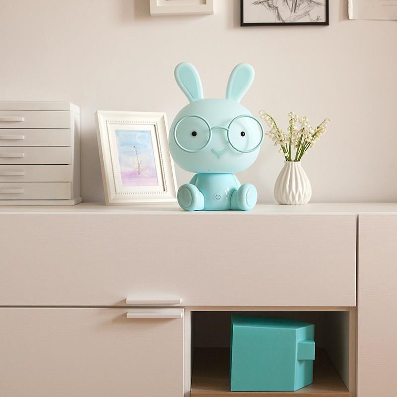 Lampka królik do pokoju dziecka