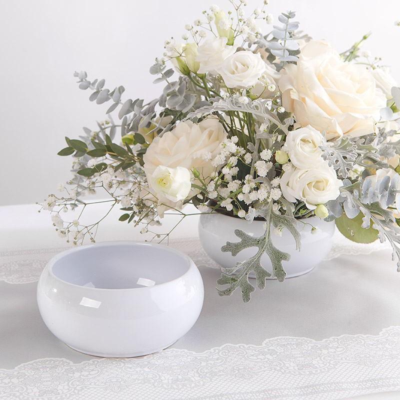 Ceramiczna misa do aranżacji