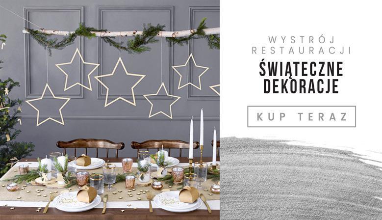 Świąteczne dekoracje na Święta Bożego Narodzenia